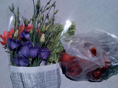 flowerspeaches